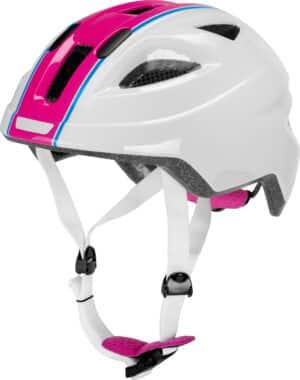 Puky Hjelm – Hvid / Pink