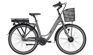 E-Fly Nova IV N7 elcykel – Grå / Brun