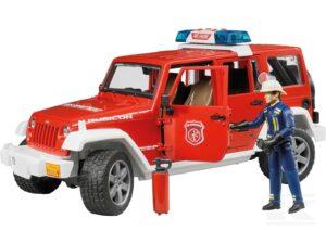 Bruder Jeep Wrangler redningskøretøj