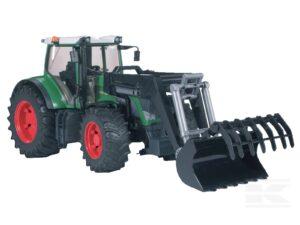 Bruder Fendt 936 Vario traktor med frontlæsser