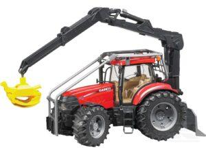 Bruder Case skov traktor