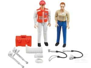 Bruder Figursæt ambulance