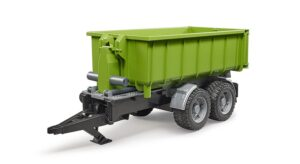 Bruder Roll off container trailer