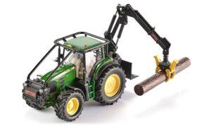 Siku John Deere skovtraktor