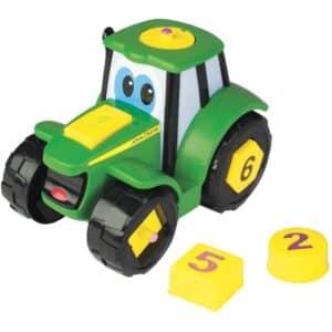 Johnny traktor leg og lær