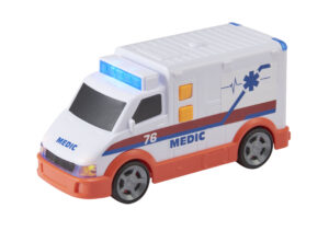 Teamster Ambulance