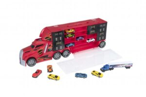 Teamster Stunt Transporter