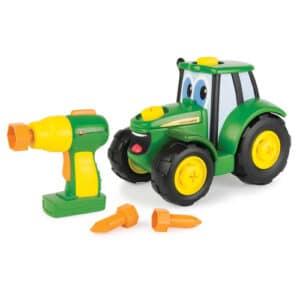 Johnny Traktor byg- selv