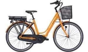 E-Fly Nova Max IV elcykel – Guld