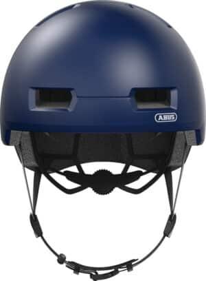 ABUS Skurb hjelm – Midnight Blue