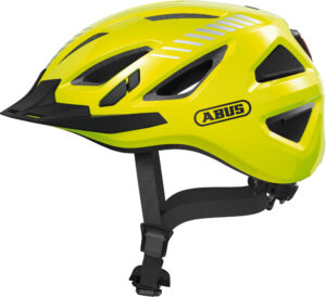 ABUS Urban-I 3.0 Signal hjelm – Gul