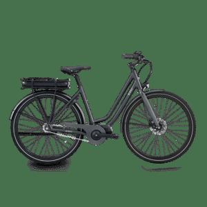 E-Fly Via N7 elcykel – Mat Grå