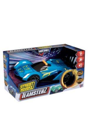 Teamsterz Jet Racer med farveskift