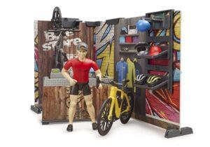 Bruder B World Bikeshop og service